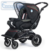 Emmaljunga Nitro City Black Red