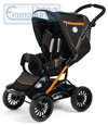 Emmaljunga Scooter Black Orange