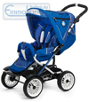 Emmaljunga Scooter Blue