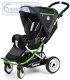 Emmaljunga Scooter S Black lime