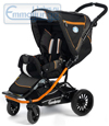 Emmaljunga Scooter S Black Orange